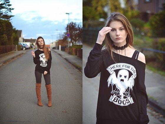 YWLINK Damen Mode Frauen Hut Winter Skullies M/üTzen Gestrickt H/üTe Hase Fell Kappe Bommelm/üTze