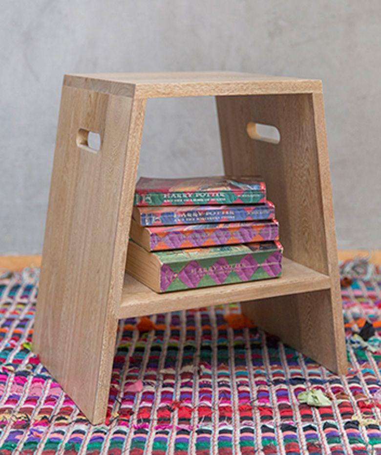 Banco trapecio - Muebles en madera. $280.000 COP (Envío gratis ...
