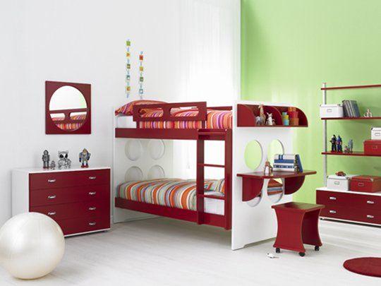 Rondo Bunk Frame Single Bunk Bed Furniture Bed Bedroom Single