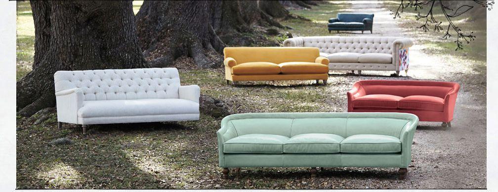 Amazing Colorful Sofa 3 Anthropologie Catalog March 2014 Home Download Free Architecture Designs Intelgarnamadebymaigaardcom
