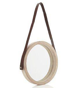Round Mirrors Mirror Www Marksandspencer Com Downstairs Loo Marks Spencer Handle House Ideas Hallways Interior