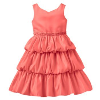 cf738e43 ANOTHER VERY POPULAR STYLE! Princess Faith Tiered Dress - Girls ...