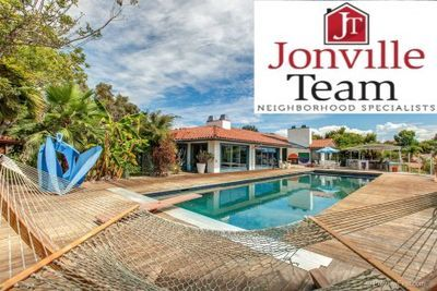 Exquisite La Jolla home with ocean views and spacious pool/spa for rent!  www.jonvilleteam.com