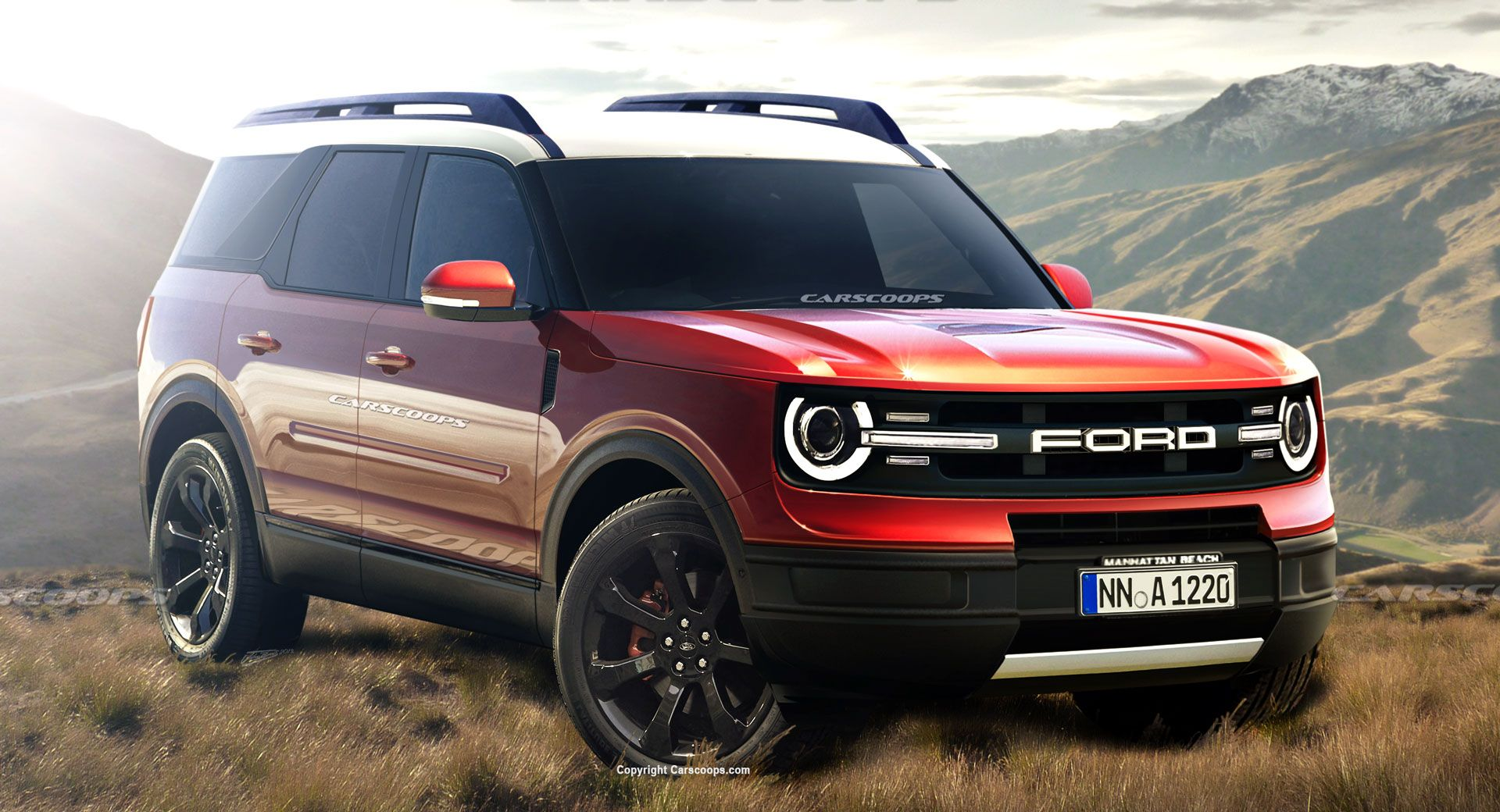 2021 Ford 'Baby' Bronco Everything We Know About The Off