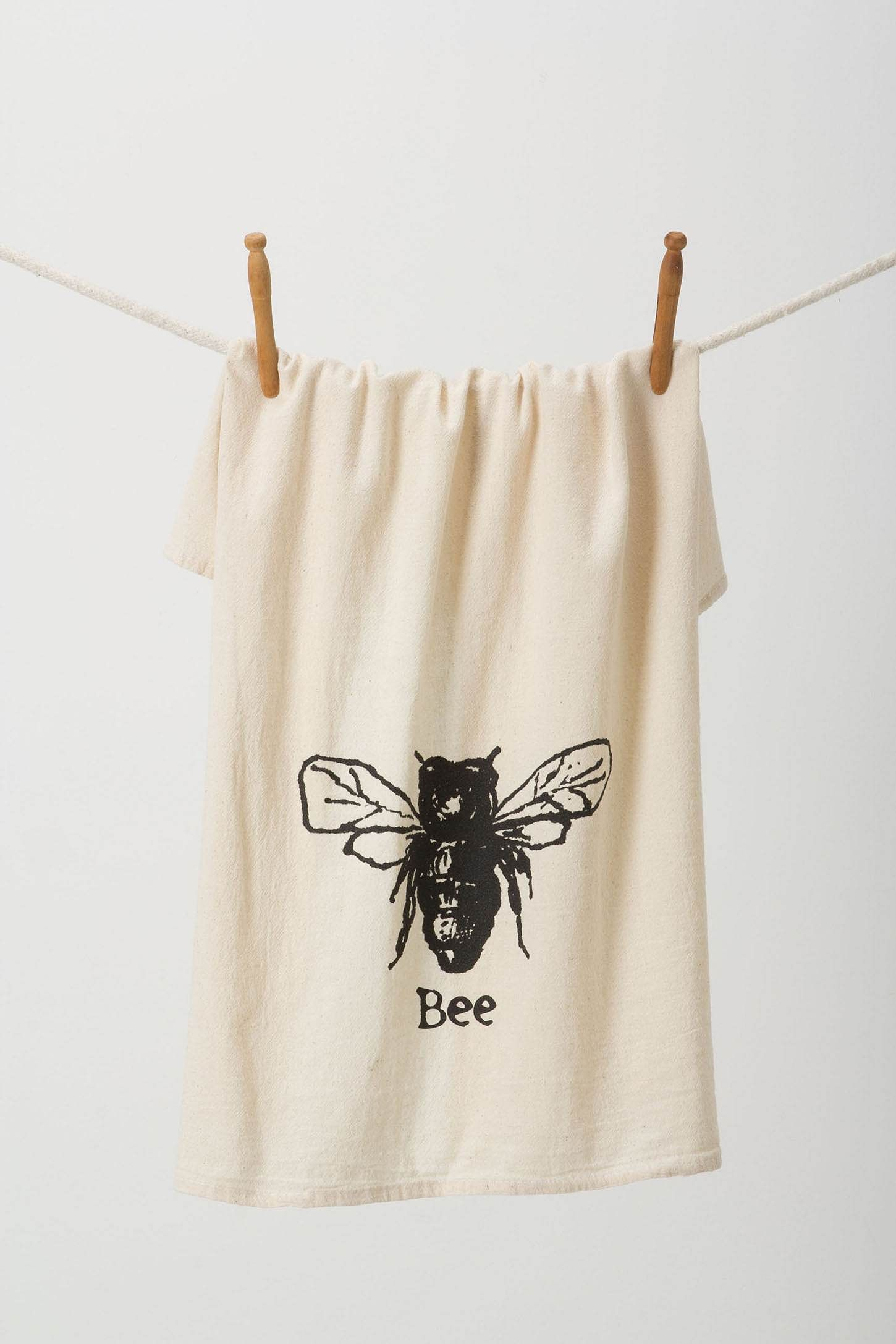 All The Buzz Dishtowel
