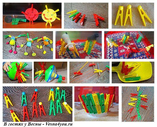 Любимые игрушки для детей своими руками