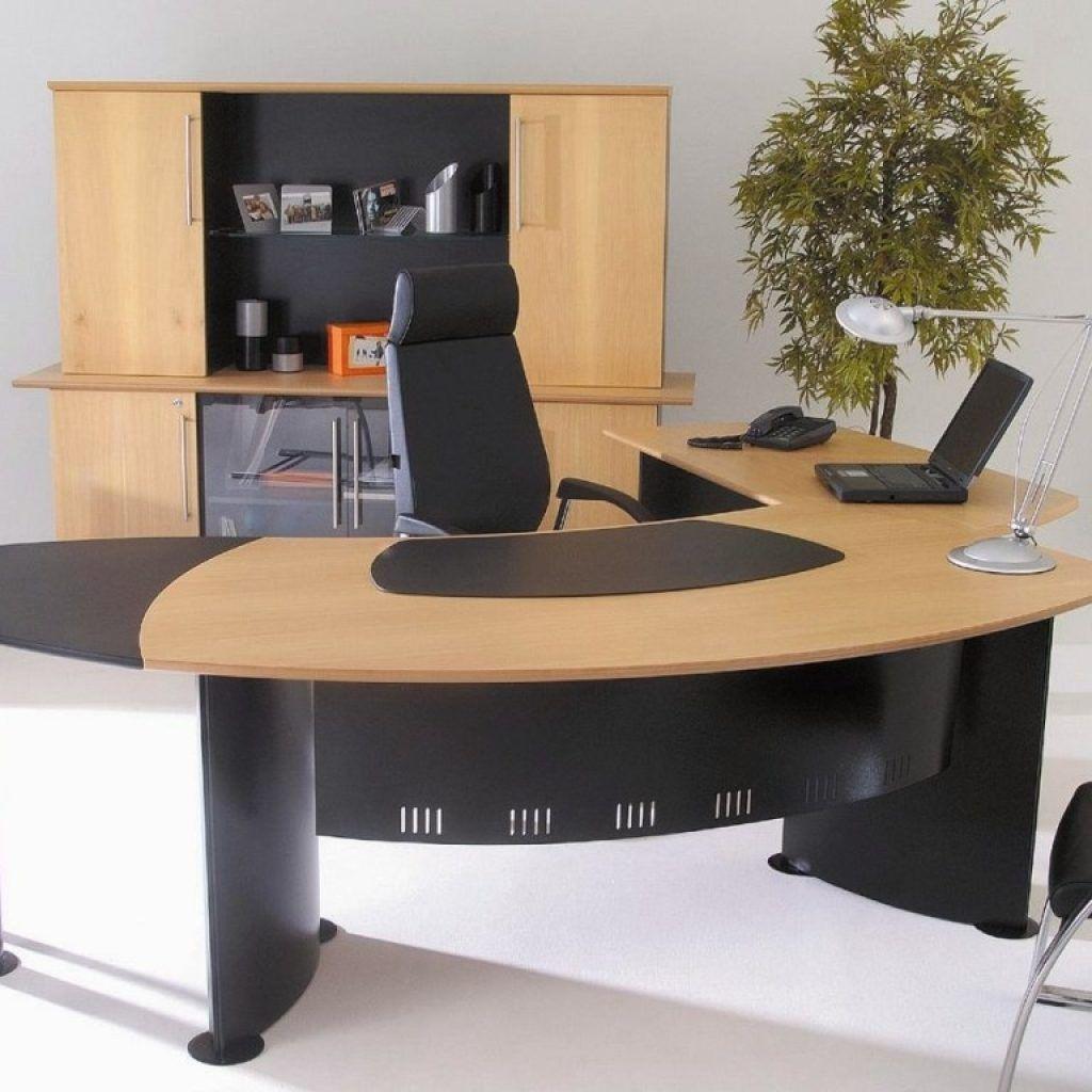 Modular Office Desk Components