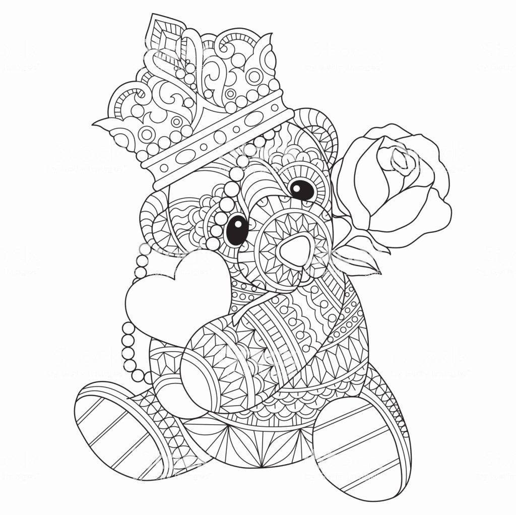 I Love Summer Coloring Pages in 2020 (With images) Bear