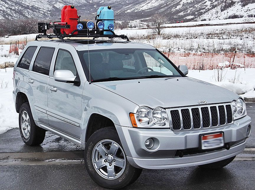 Wk Roof Rack Jeep Grand Cherokee Roof Rack 2005 Jeep Grand Cherokee
