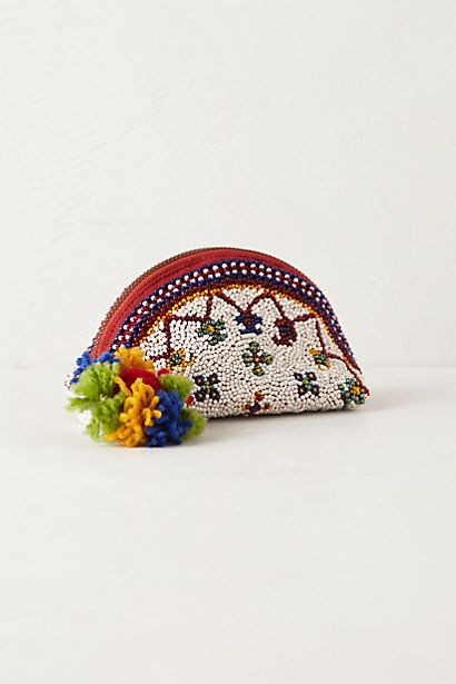 Tahir Coin Purse from Anthropologie - $28.00