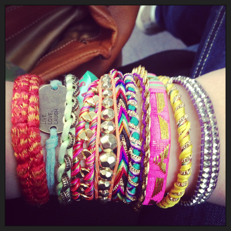 Hipanema bracelet ❤❤