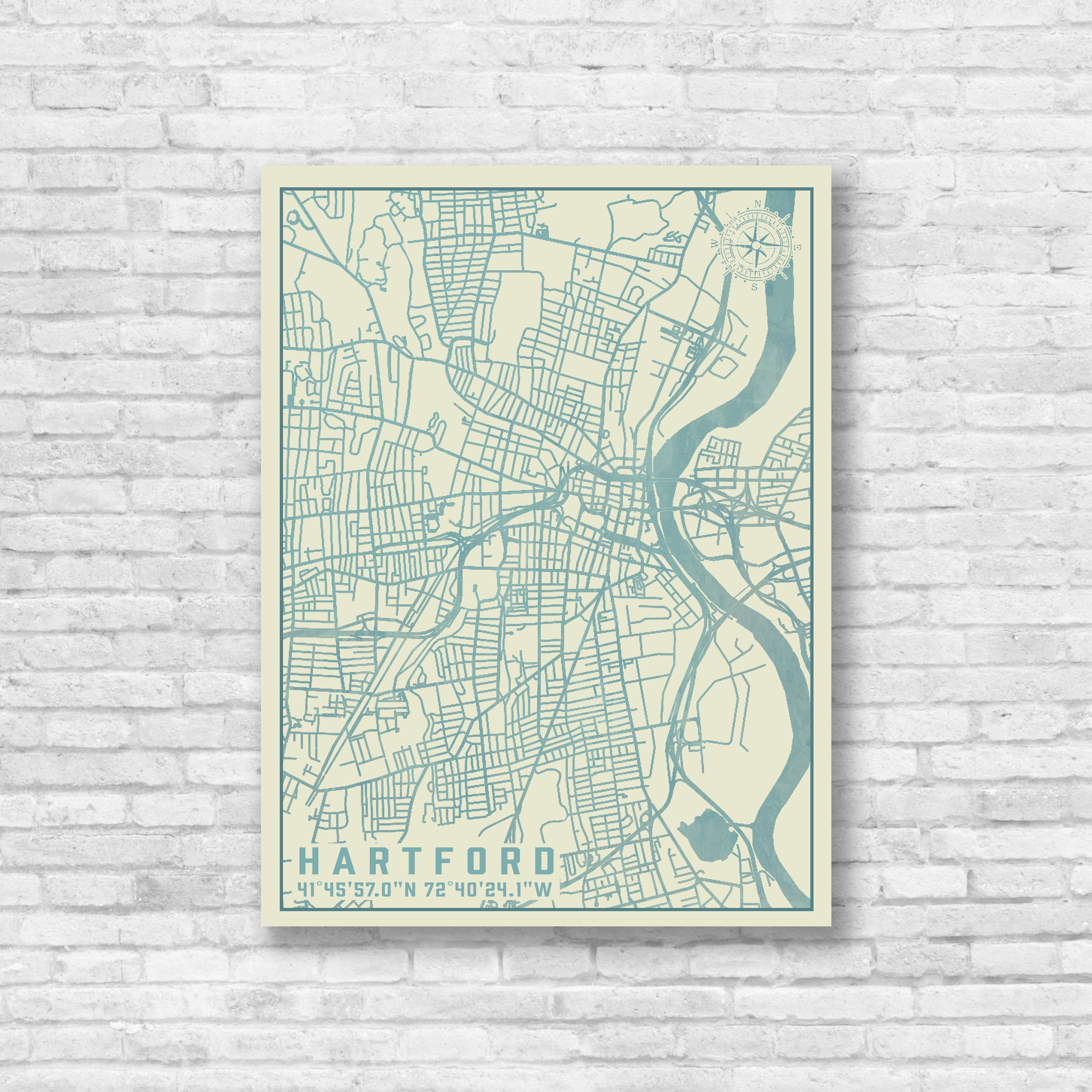 Hartford Map, Hartford City Map, Map Wall Art, Hartford ... on street map west haven connecticut, street map stamford connecticut, street map enfield connecticut, parks hartford connecticut, street map hartford illinois, street map newtown connecticut, street maps of hartford county, directions hartford connecticut,