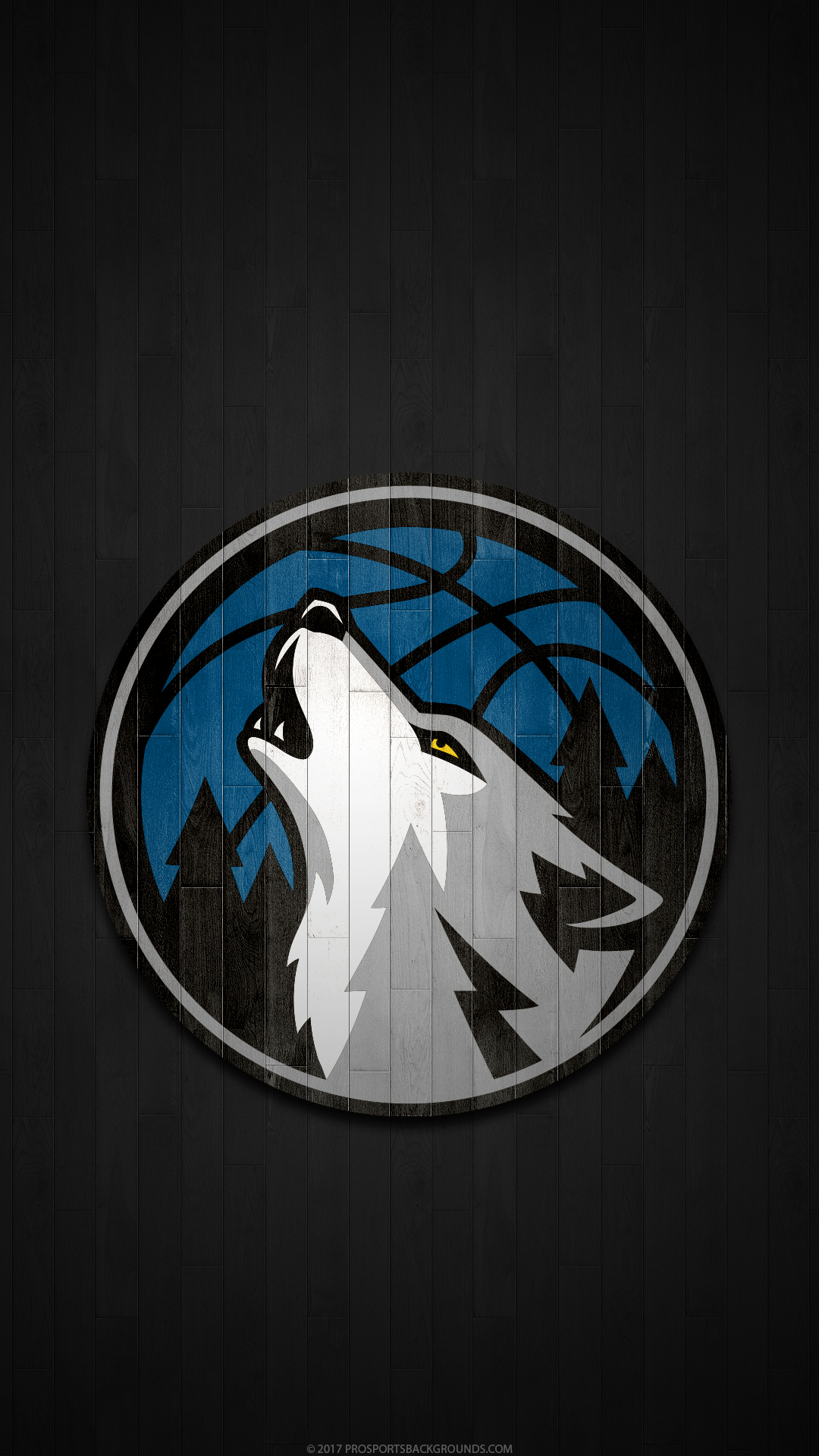 Minnesota Timberwolves 2017 Hardwood Wallpaper Mobile 2 Png 1 080
