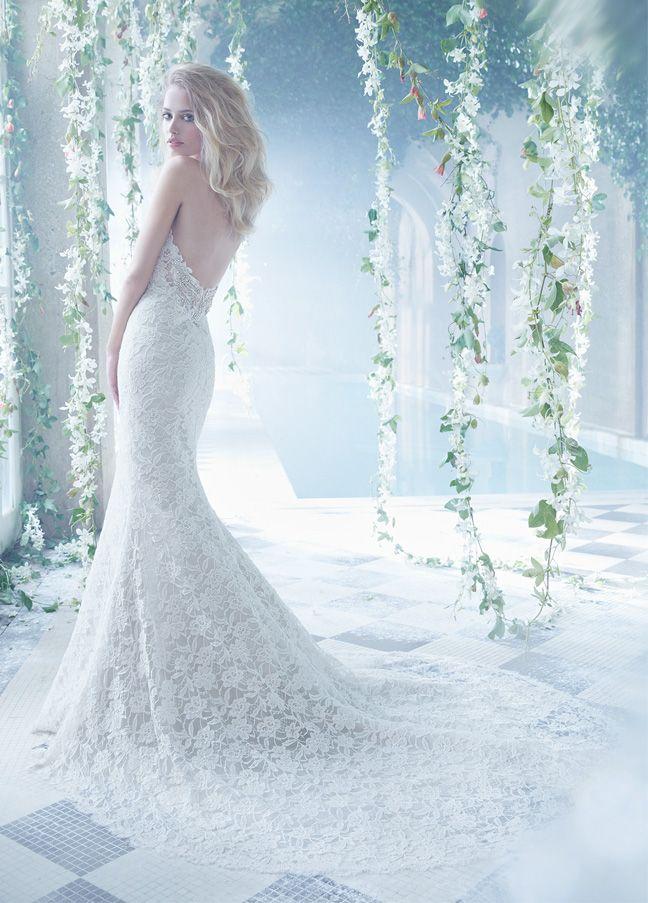 Romanic Alvina Valenta Wedding Dresses 2014   Pinterest   Alvina ...