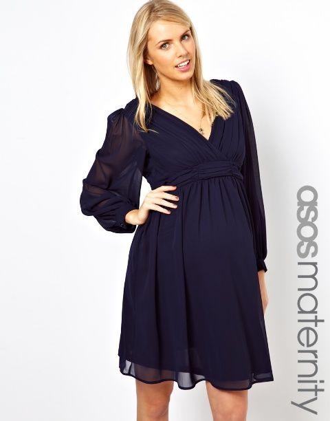 9a5af105e moderna Vestidos De Maternidad