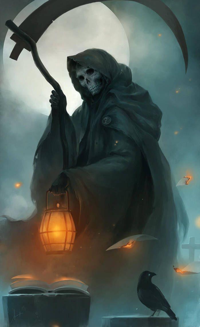 Book of Death by LeeKent on DeviantArt