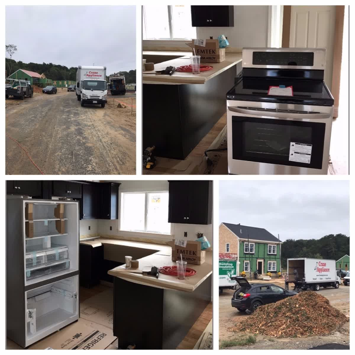 Crane Appliance Is Honored To Be A Part Of The Home Builders - Home remodelers association