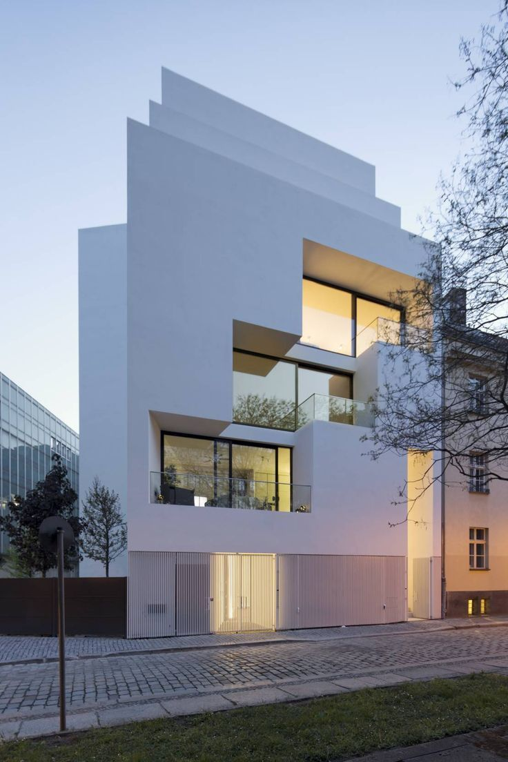 Endlich die Idee für\'s Traumhaus: 7 moderne Häuser zum Staunen ...