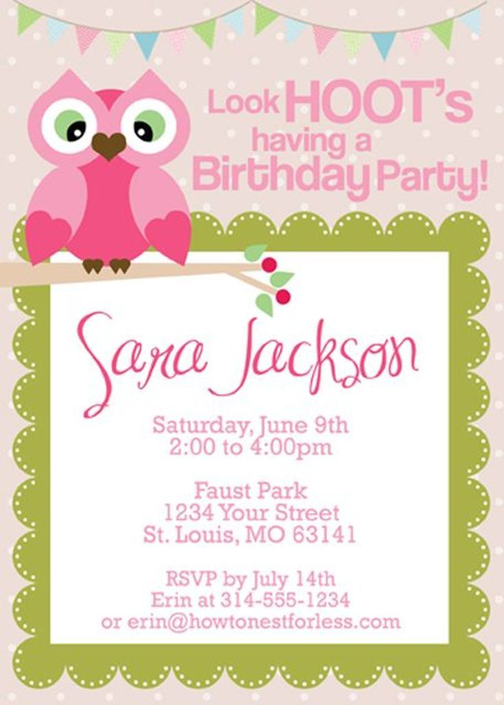 17 Free Printable Birthday Invitations You Can Print Themed
