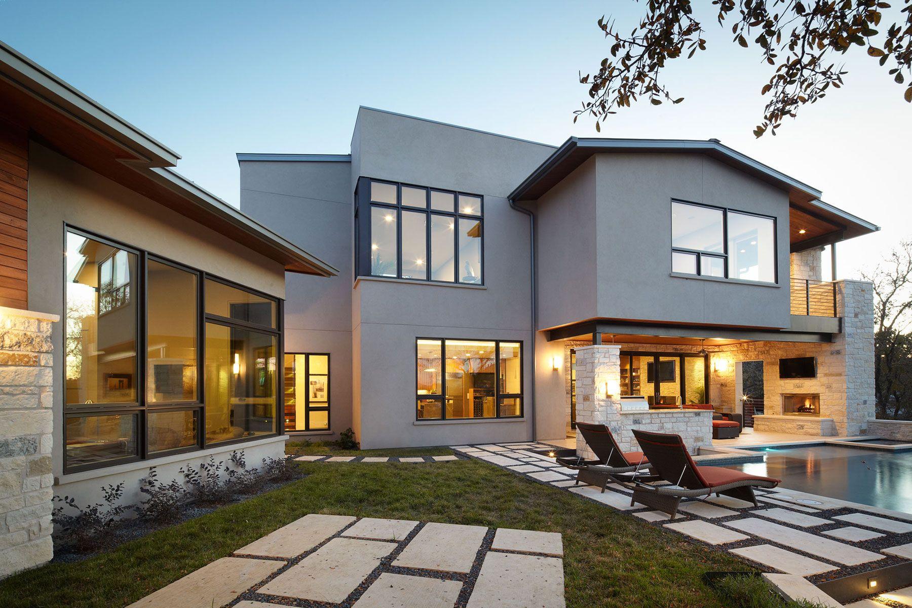 Ridgewood Residence By Cornerstone Architects Ootd Magazine House Design Hgtv Dream Home Mansions