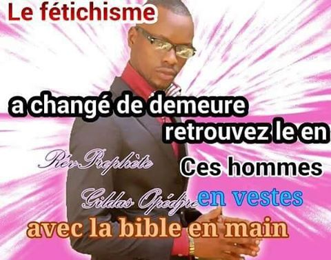 http://goo.gl/WvqAz2 #ProphetKacouPhilippe je suis Chrétien car...
