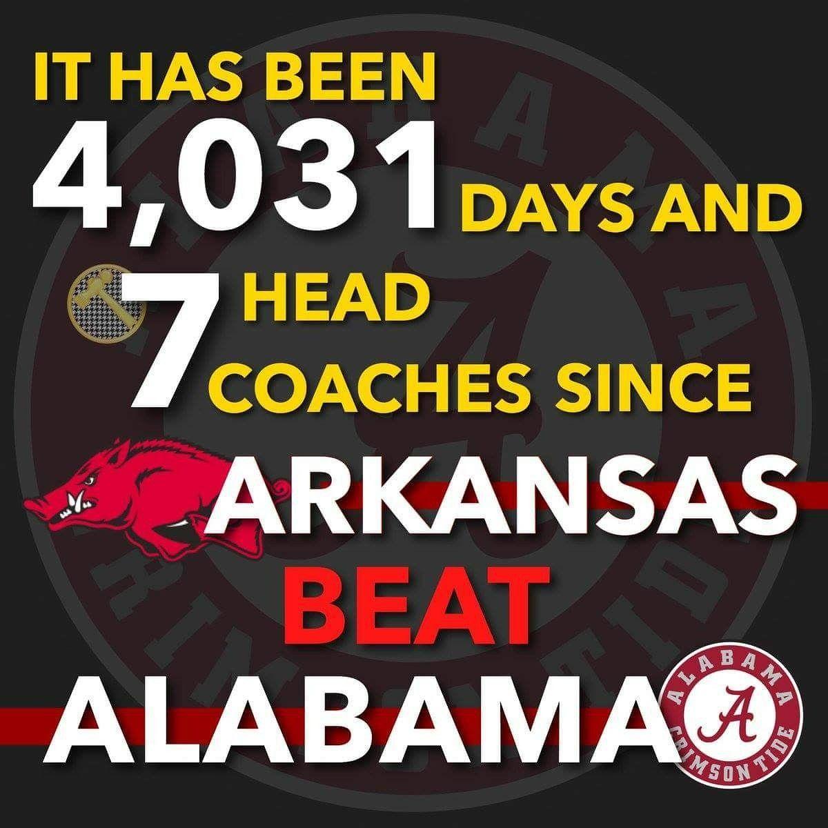 Alabama football vs arkansas alabama football roll tide