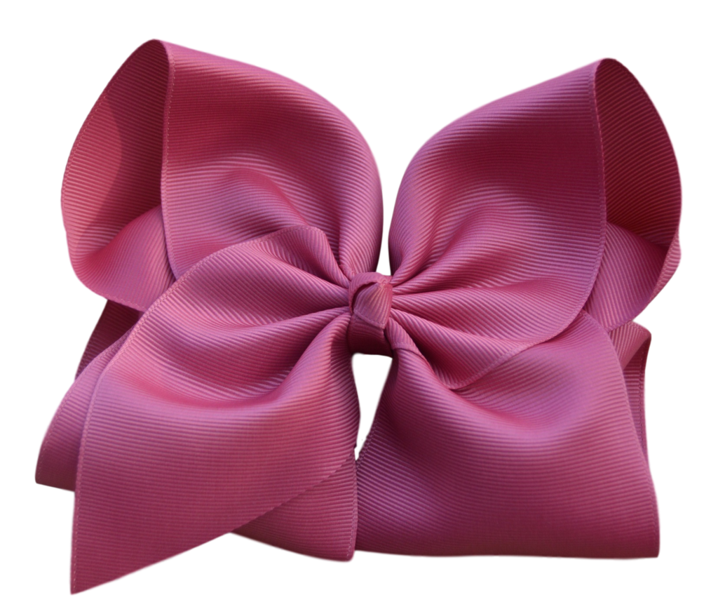 Rosewood Hair Bow Bows Hairbows Handmade Bow Baby Girl Fashion Baby Bows Hair Accessories Bow Hair Accessories Kids Accessories Fashion Hair Bows
