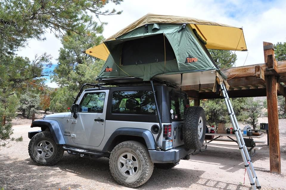 Tent Top It Get Out Of The Dirt Roof Top Tent From Top Tent Roof Top Tent Jeep Tent Two Door Jeep Wrangler