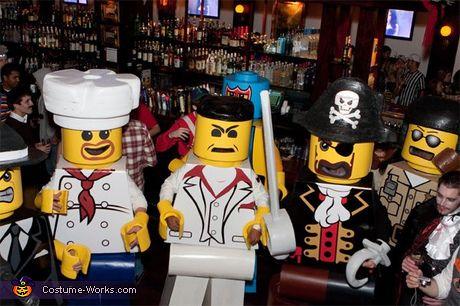 Blog Lego halloween costumes, Halloween costumes and Lego - mens homemade halloween costume ideas
