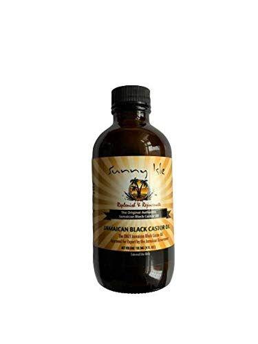 Sunny Isle Jamaican Black Castor Oil Original 100% Pure ...