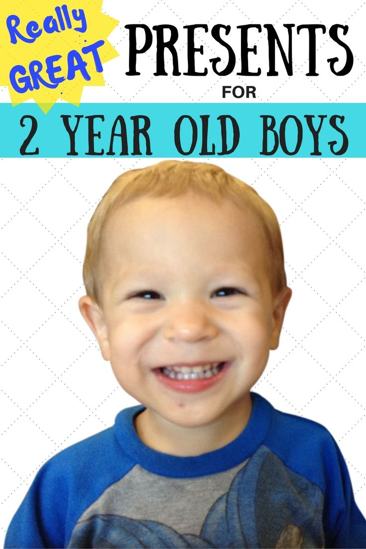 REALLY GREAT Presents for 2 YEAR OLD BOYS! Our 2016 ...