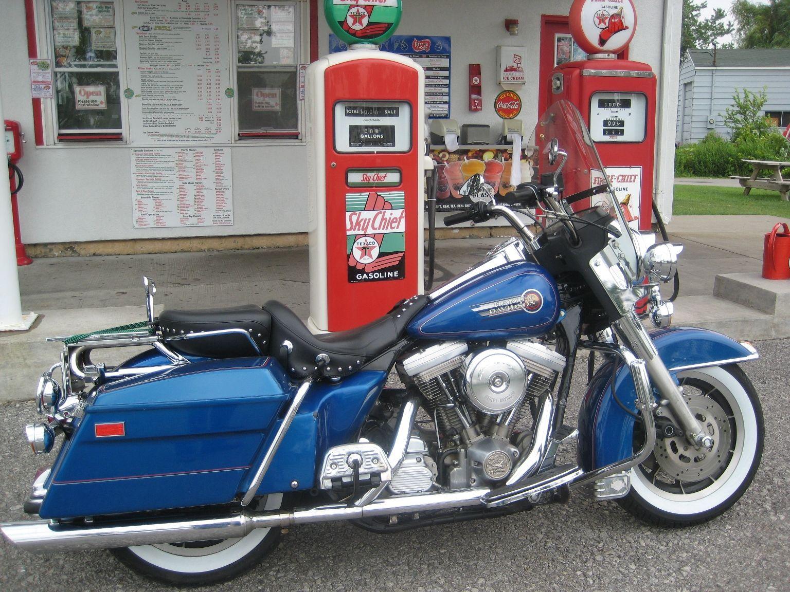 1992 Harley Davidson FLHS Electra Glide Sport
