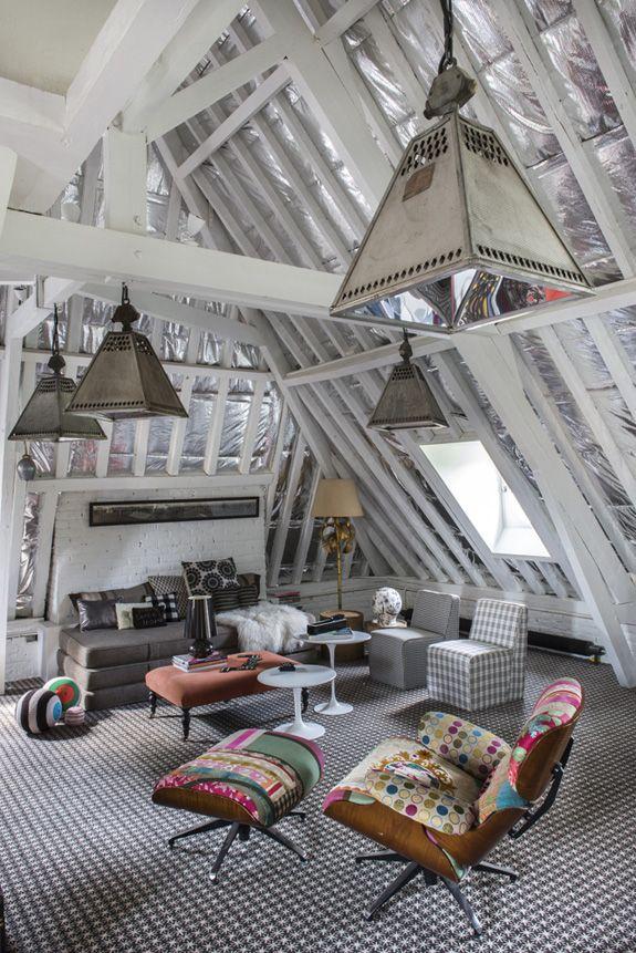 A Castle In Normandy Desire To Inspire Desiretoinspire Net Interior Architecture Design Living Room Loft Small Lounge