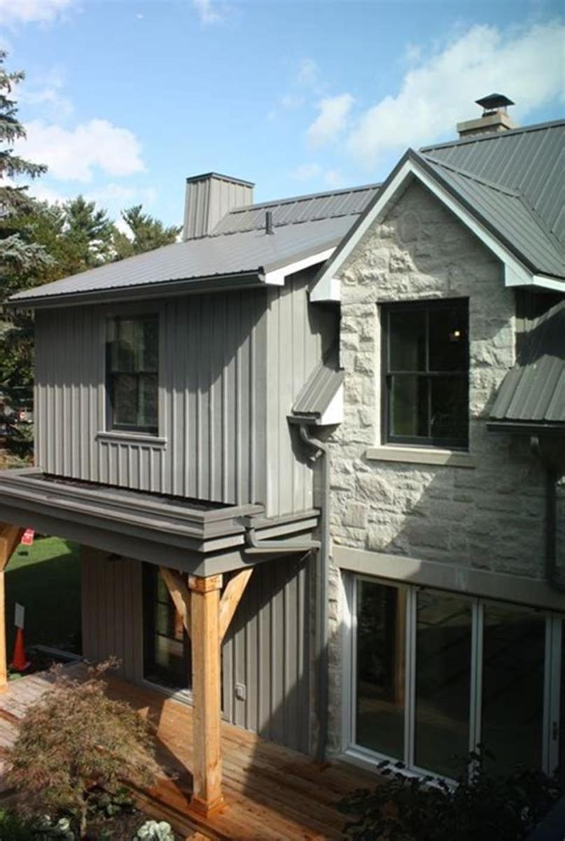 21 Stunning Modern Exterior Design Ideas: 21 Best Modern Farmhouse Exterior Design Ideas 5 In 2020