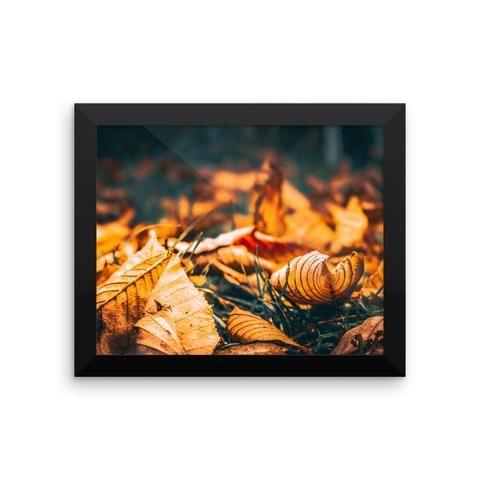 Framed poster - TSENRE SELAS