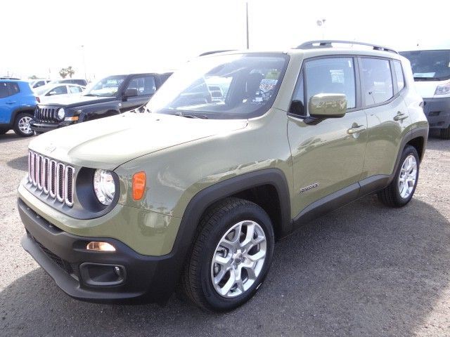 Chapman Dodge Las Vegas >> 2015 Jeep Renegade In Commando Green At Chapman Dodge Las