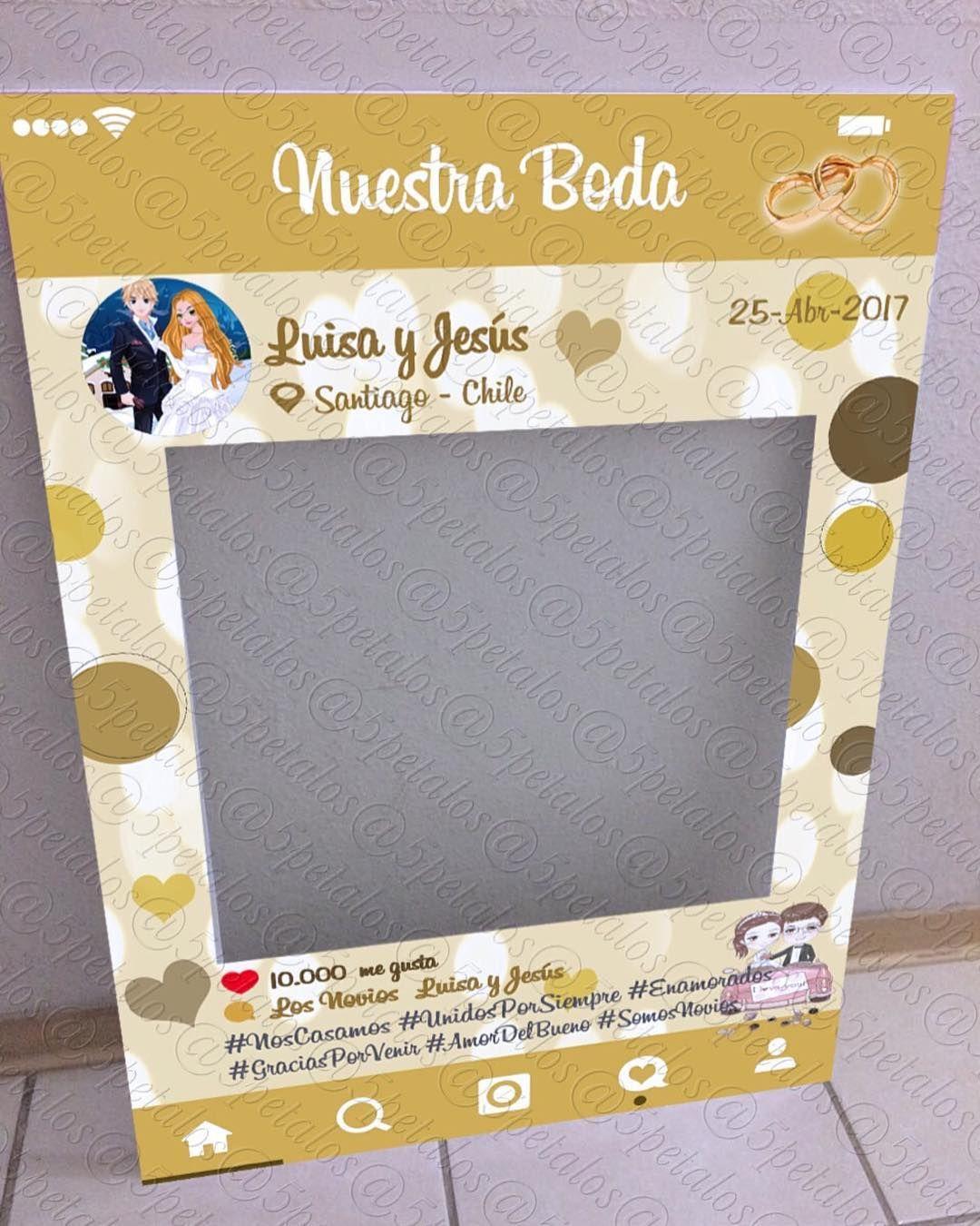 Marco Selfie para #Bodas | Bisuteria | Pinterest