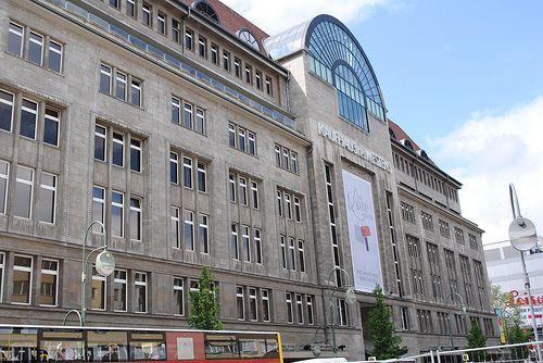 Kadewe Berlin Places To See Continental Europe