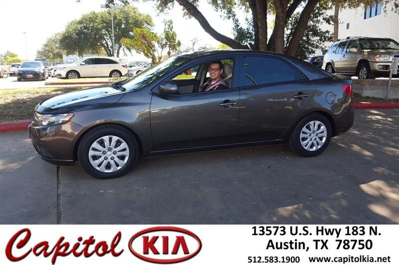 https://flic.kr/p/Ak8fR5 | Congratulations  on your #Kia #Forte from Austin Santos at Capitol Kia! #NewCar | www.deliverymaxx.com/DealerReviews.aspx?DealerCode=RXQC