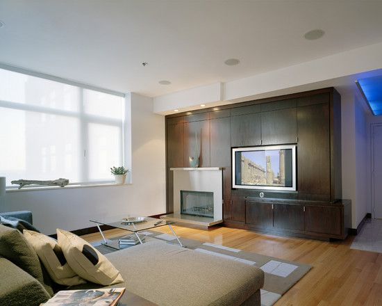 Off Center Fireplace Design, Pictures, Remodel, Decor And Ideas