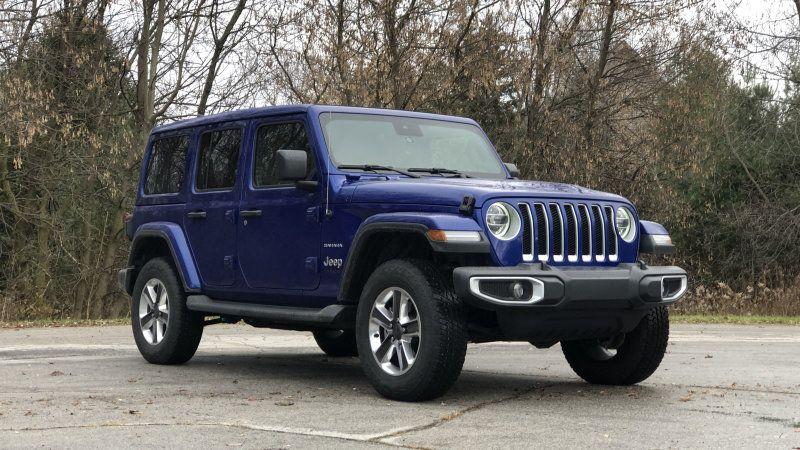 2020 Jeep Wrangler Ecodiesel Fuel Economy Revealed Jeep Wrangler