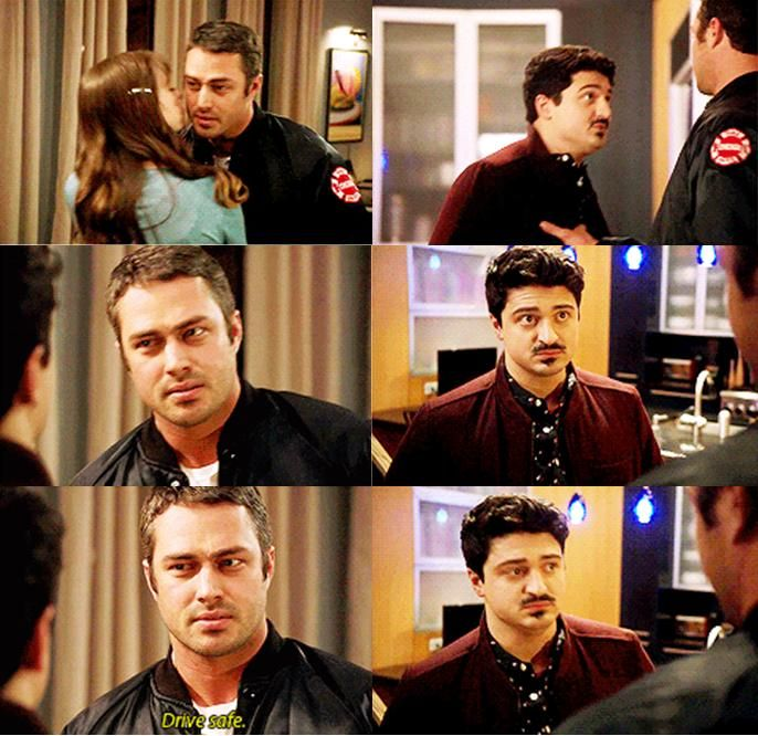 Severide and Otis (loved this!) | Chicago Fire | Chicago