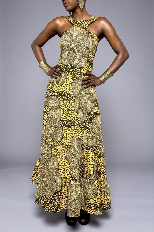 la robe fera de vous la princesse de la soir e mod les en pagnes pinterest les soir es la. Black Bedroom Furniture Sets. Home Design Ideas