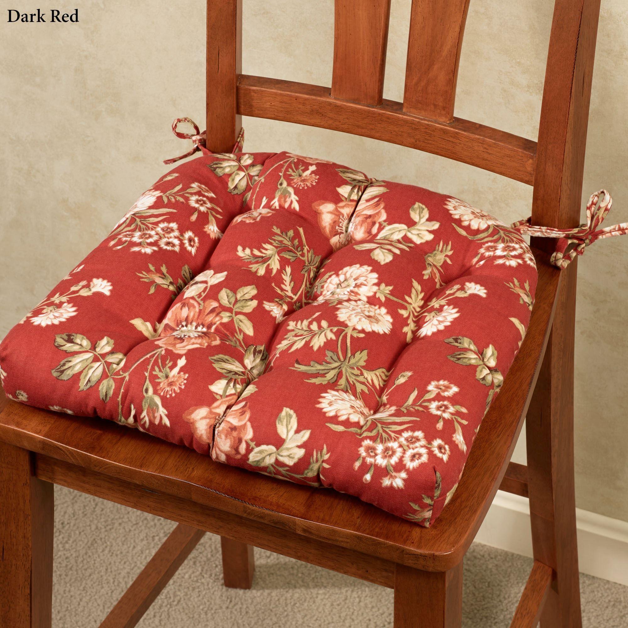 Pharrell Floral Chair Cushion Set Of 2