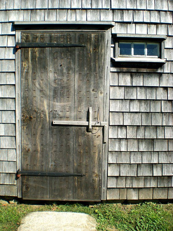 The Oldest House, Nantucket.