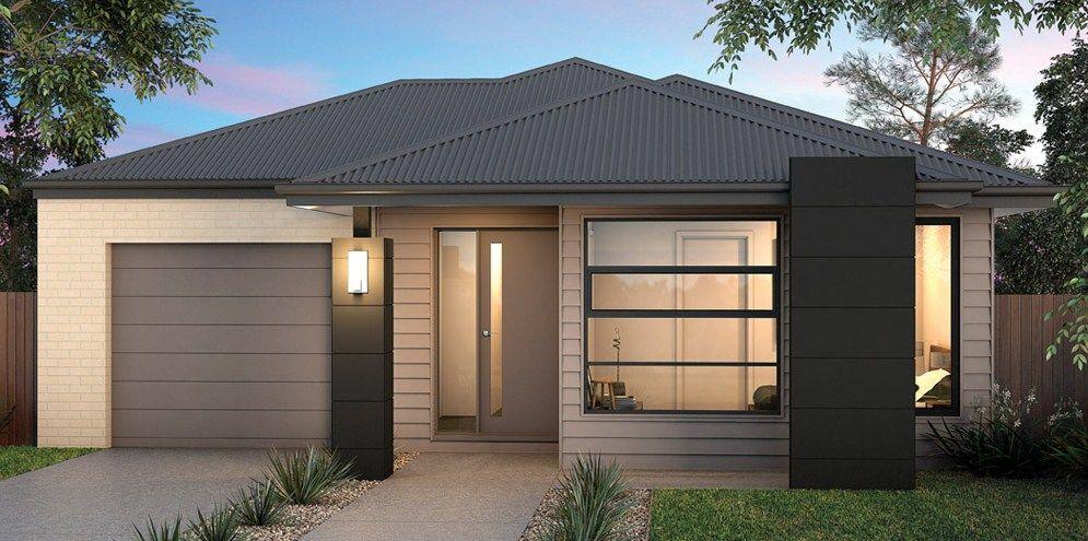 Fachadas de casas de un nivel casa pinterest for Fotos de casas modernas de un nivel