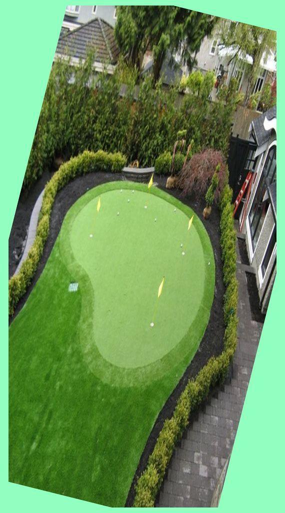 Pin on Backyard Putting Green