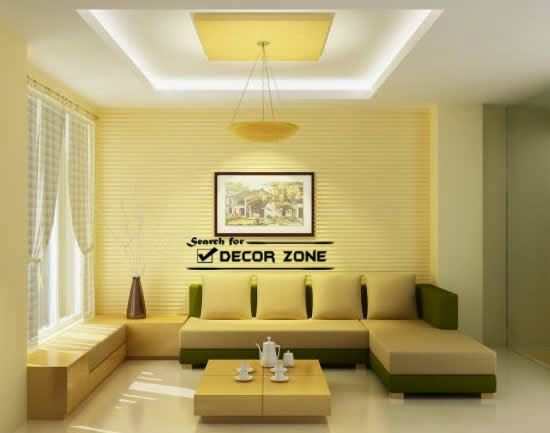 Best Luxury False Ceiling Designs For Living Room Made Of Pop 400 x 300