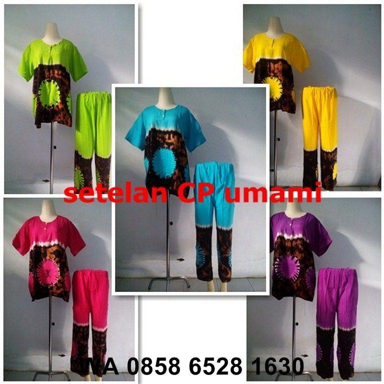 Busana Batik Dress Bahan High quality cotton katun cotton