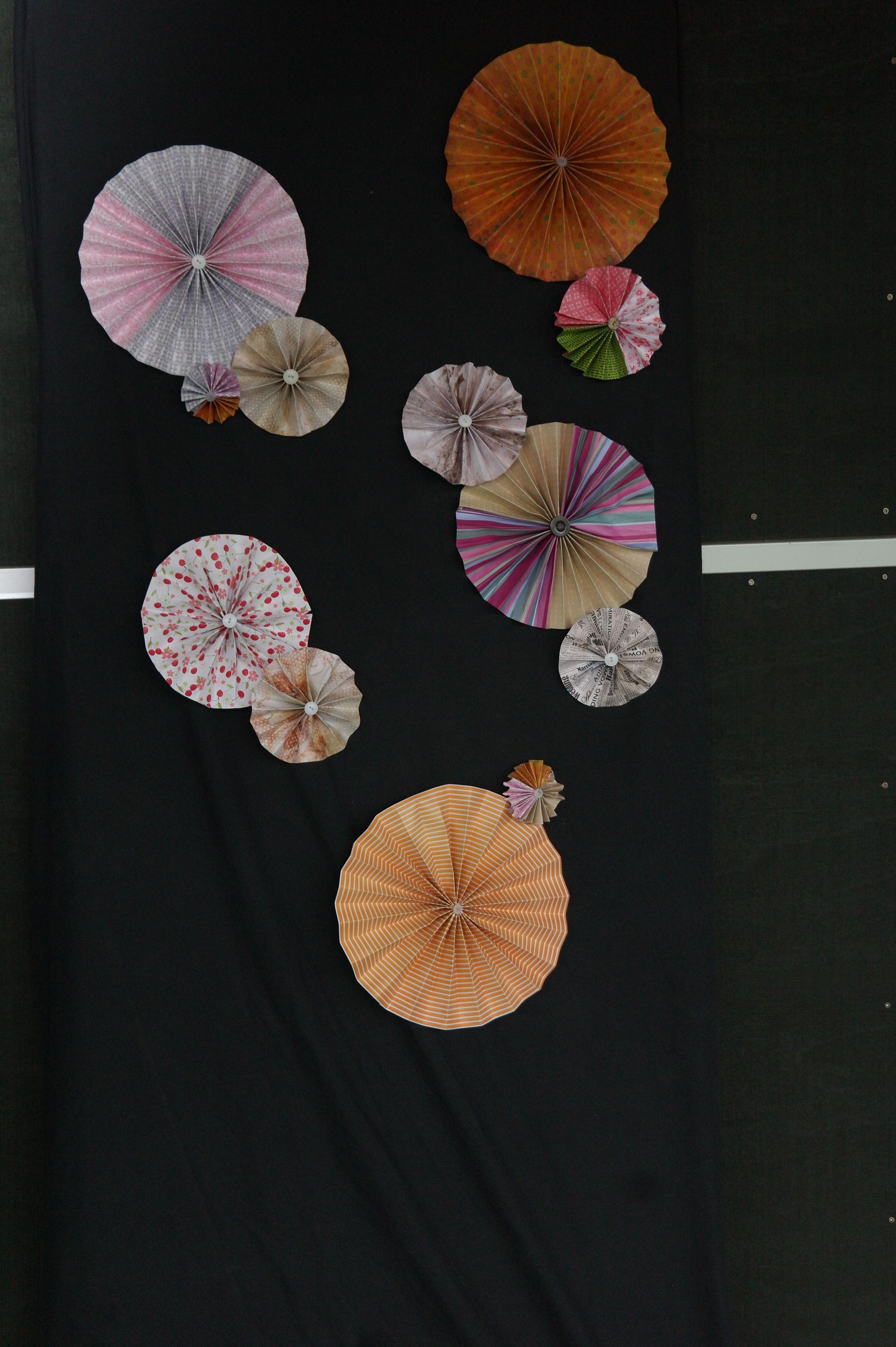 Pinwheel photo background